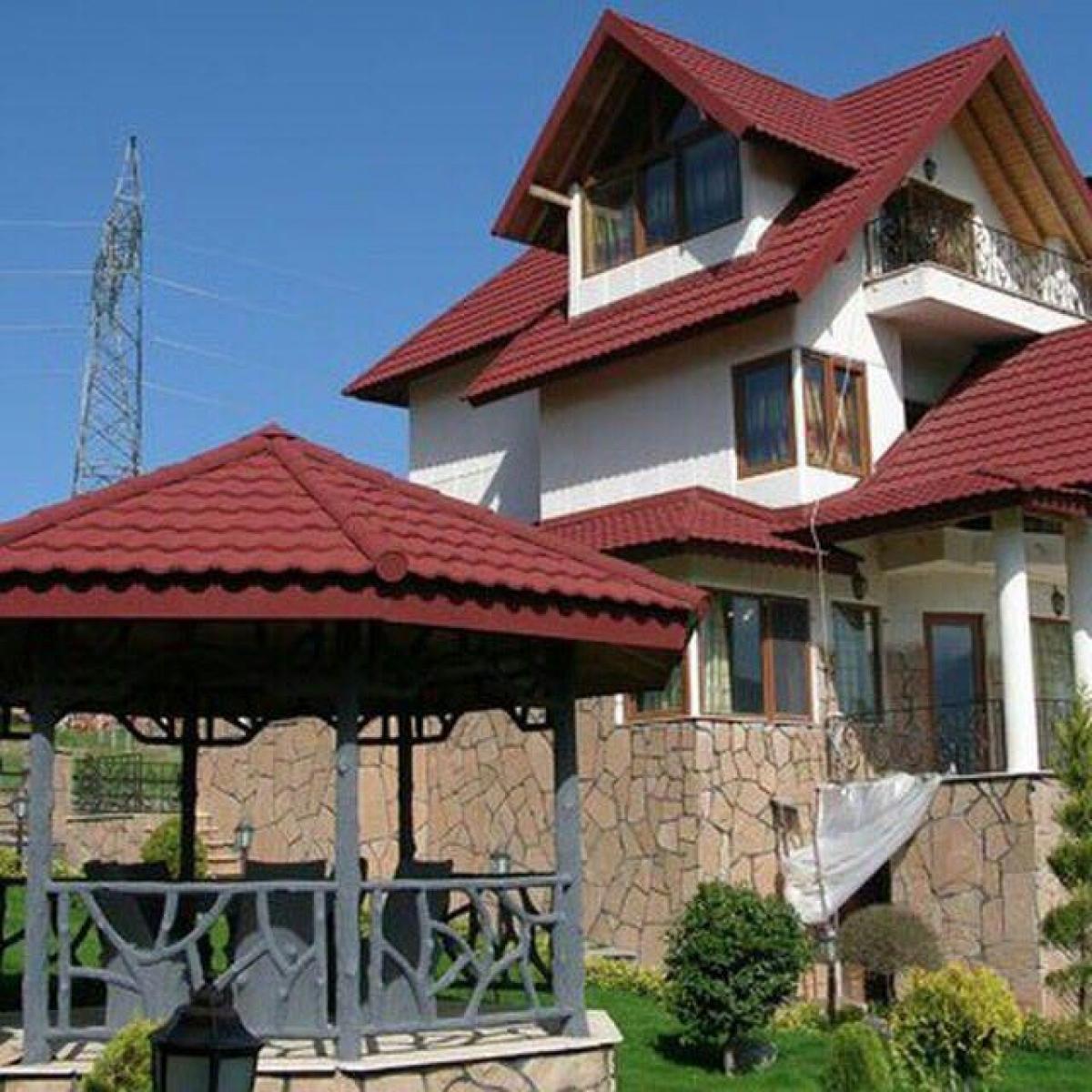 مزایای سقف های شیبدار از نظر معماری